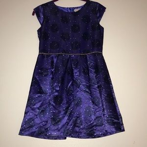 Cat and jack purple dress. 🎉WORN ONCE!🎉